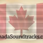 Canada Soundtracks Score Flag